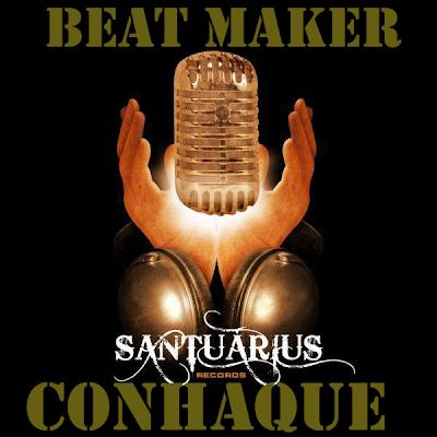 BEATS PRA IMPROVISOS-PDR. CONHAQUE(SANTUÁRIUS RECORDS)