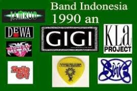 Kejayaan musik Indonesia