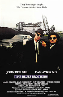 The Blues Brothers (1980) Hindi Dual Audio BluRay | 720p | 480p