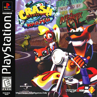 LINK DOWNLOAD GAMES Crash Bandicot Warped PS1 ISO FOR PC CLUBBIT