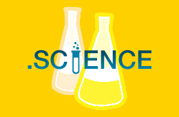 Domain .SCIENCE Gratis
