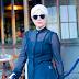 FOTOS HQ: Lady Gaga saliendo de su apartamento en New York - 21/11/15