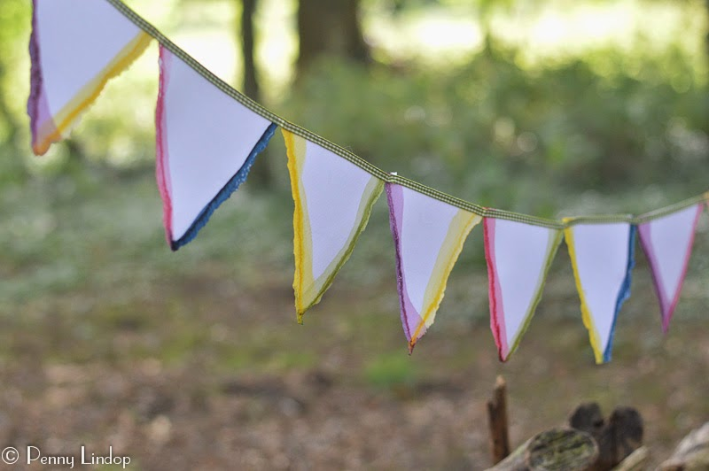 Recycled-Greeting-Card-Bunting