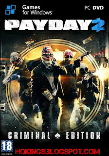Payday 2 Career Criminal Edition MULTi RePack SEYTER