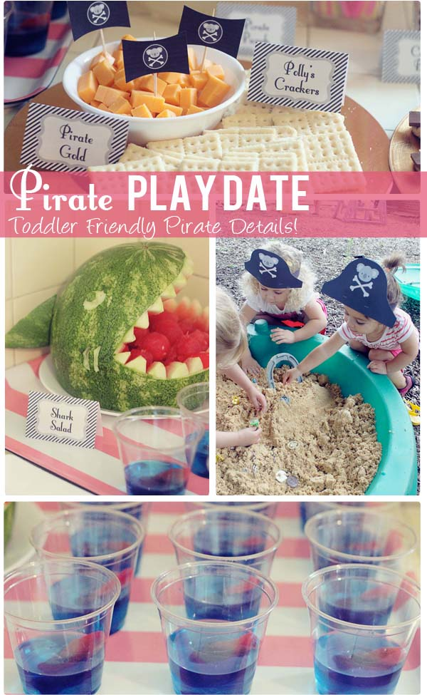 Pirate Playdate by The Busy Budgeting Mama