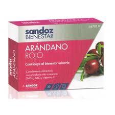 Comprimidos de arandano rojo para prevenir y curar la cistitis
