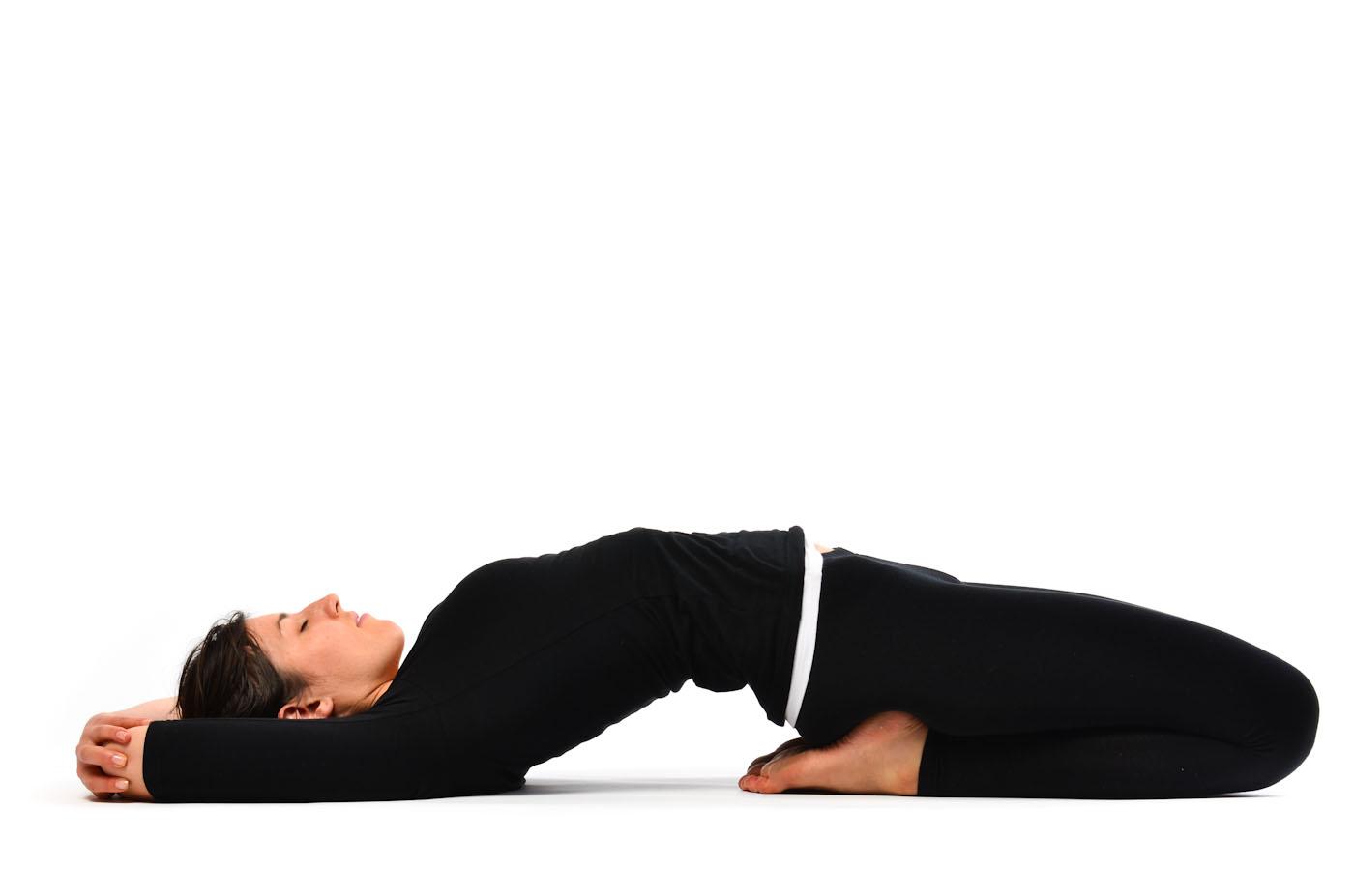 Resultado de imagen para yoga posicion diamante