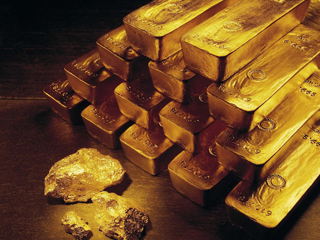 Giá vàng hôm nay ngày 23/12/2015: Giá vàng thế giới giảm mạnh