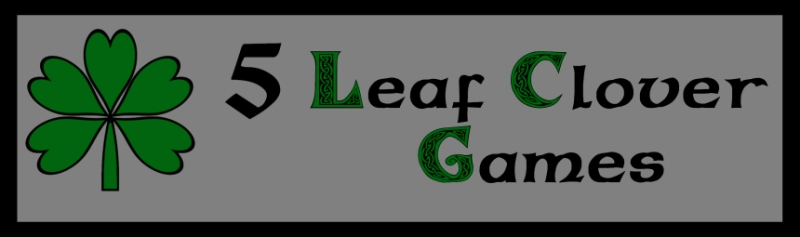 5 Leaf Clover Games