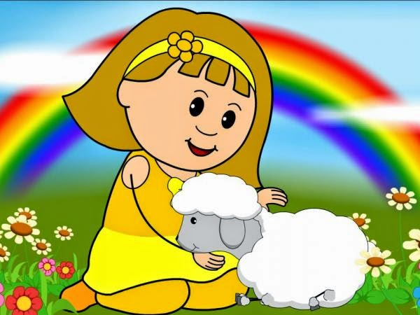 video mary had a little lamb