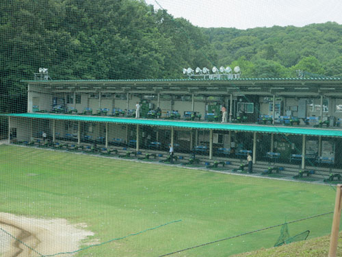 Golf Driving Range Japan