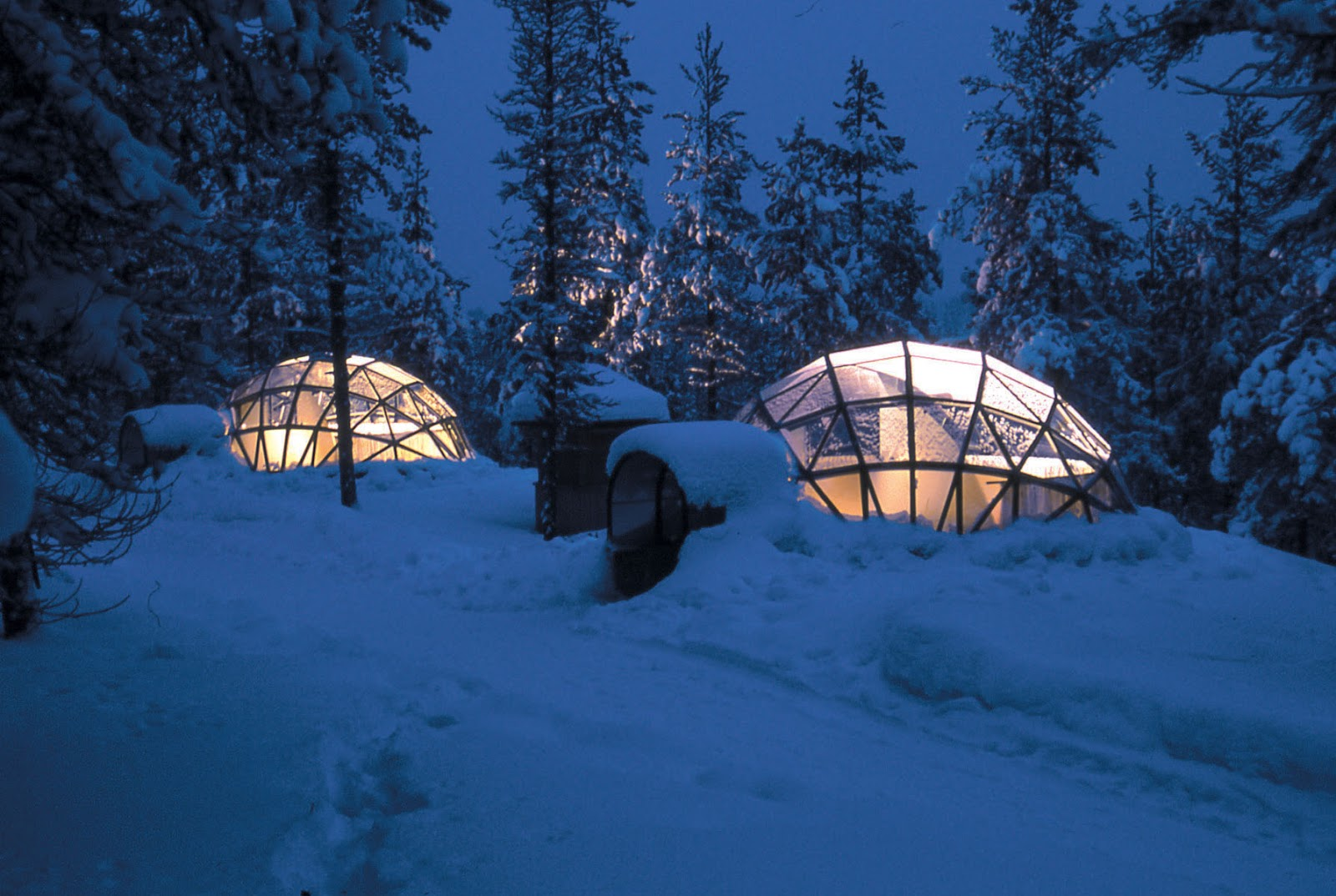 Hotel Igloo Village Best Place To Stay And See The