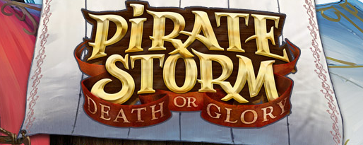 Pirate Storm Multiplyer browser Game