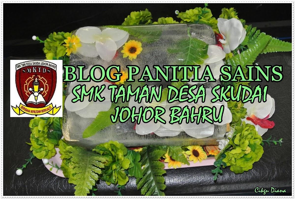 Blog Panitia Sains SMKTDS, JB