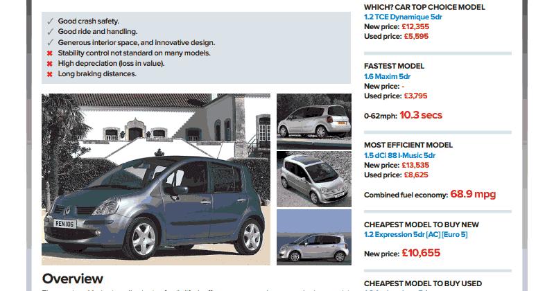 renault modus drivers manual best setting instruction guide u2022 rh merchanthelps us Renault Clio Renault Clio