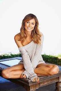 Magazine Photoshoot : Stacy Keibler Photoshoot for Natural Health Magazine January/February 2014