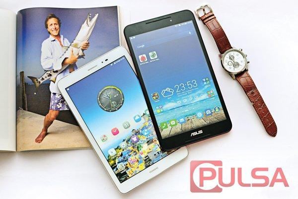 Huawei MediaPad T1 8.0 vs Asus Fonepad 8, Adu Tablet 8 Inchi 2 Jutaan