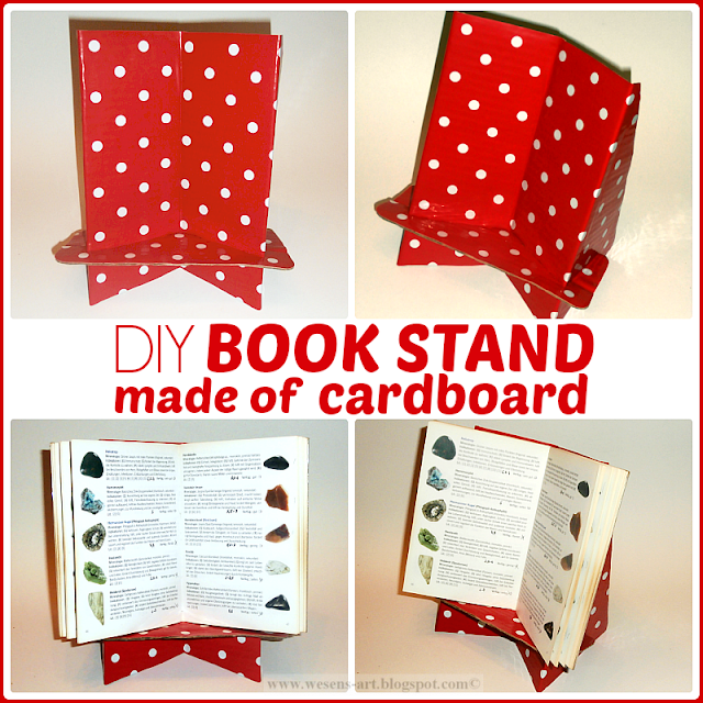 BookStand     wesens-art.blogspot.com