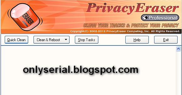 Privacy Eraser Pro 9.2.0 Serial Key Mediafire link | Premium Zone