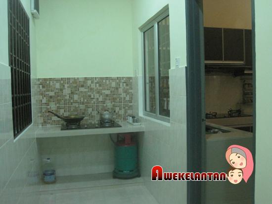 aku awek kelantan project wet kitchen part 2