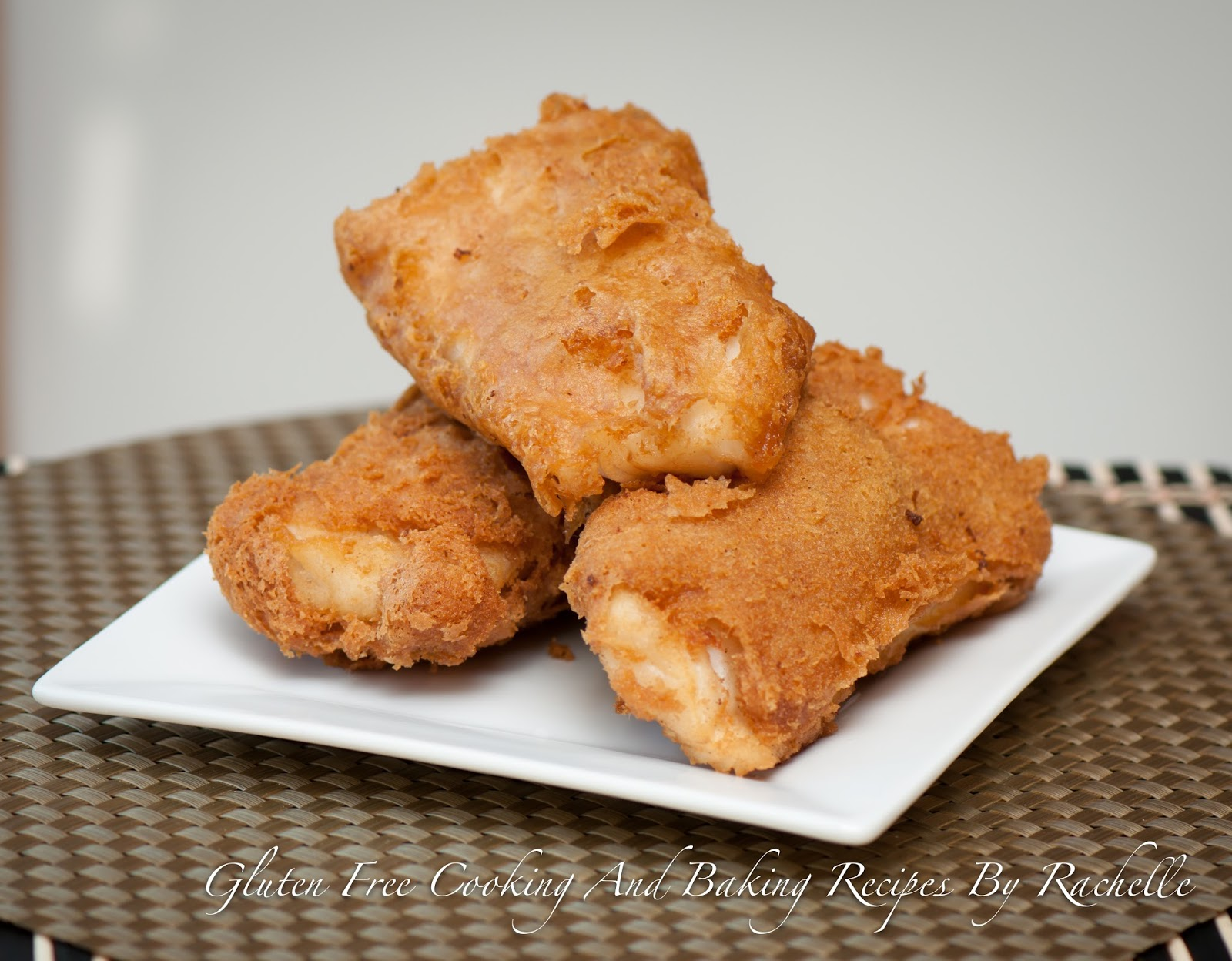 Gluten Free Baking By Rachelle Gluten Free Deep Fried Fish