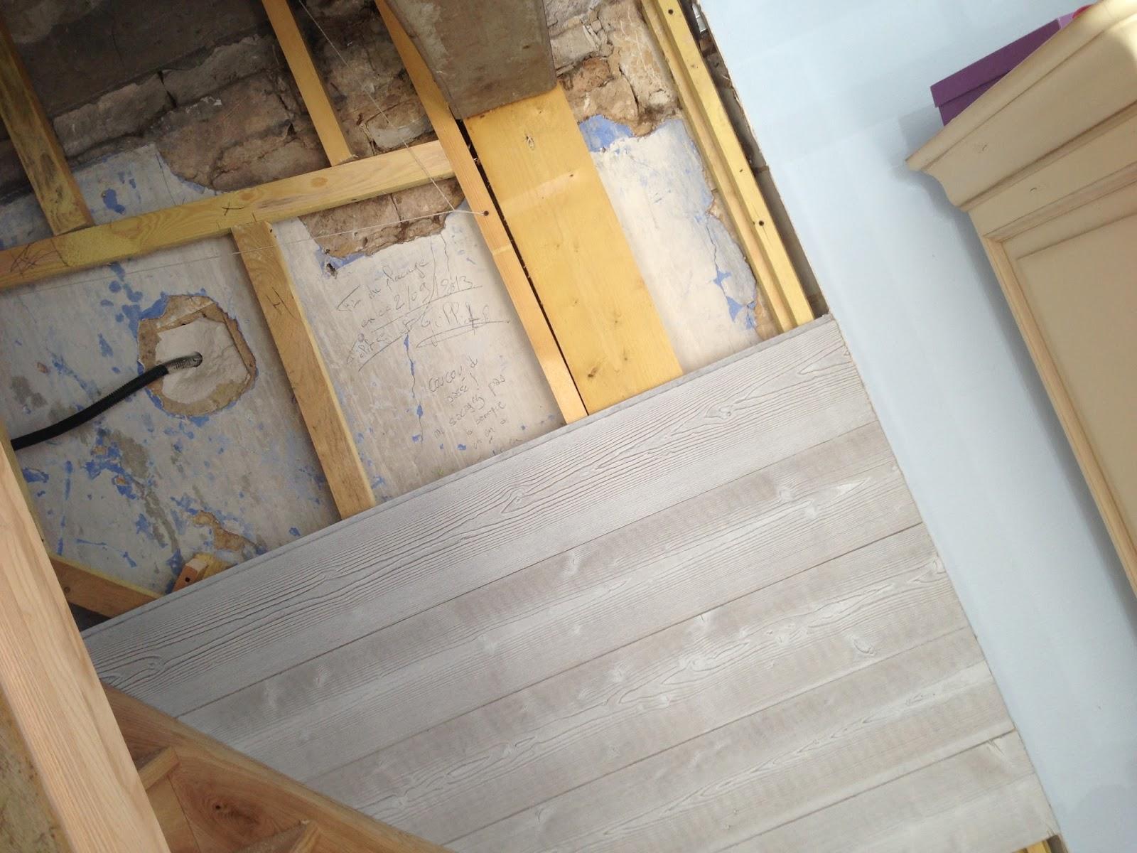 La ferme des blancs pignons la mont e d 39 escalier for Montee escalier bois