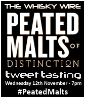 Peated Malts of Distinction Tweet Tasting