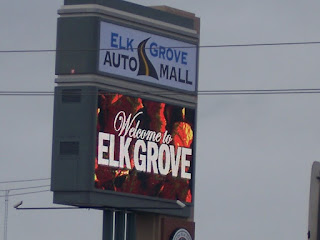 Elk Grove electronic billboards