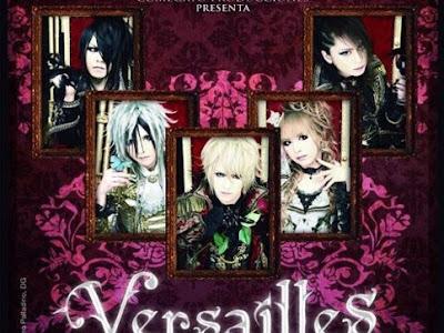 Info importante para los que asistiran al concierto de Versailles CCS