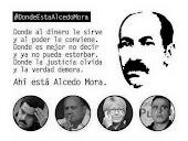 PSL exige que aparezca Alcedo Mora con vida