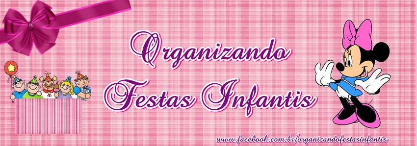 Organizando Festas Infantis