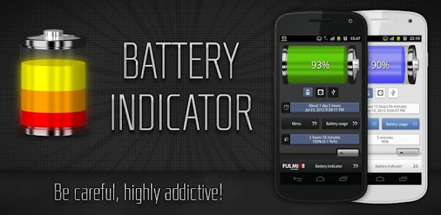 Battery Indicator Pro v1.3.3 Apk App