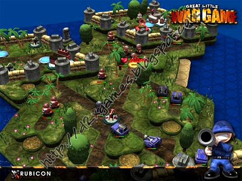 Free Download Games - Great Little Wargame