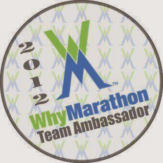 Why Marathon Team Ambassador