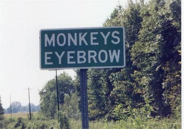 Pavan Mickey Funny U S Town Names