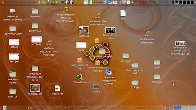 O meu Ubuntu, do meu jeitinho