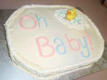 A Baby Shower that's Just Ducky