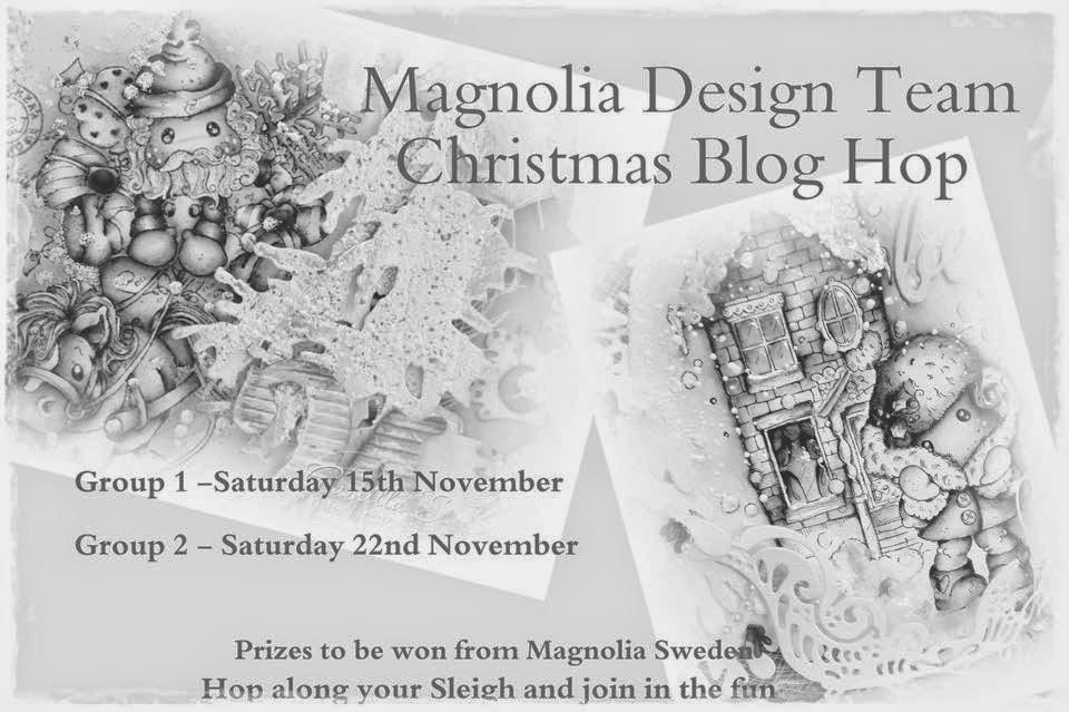 Magnolia DT Blog hop!