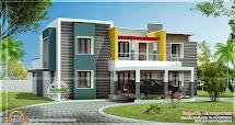 Kerala House Front Elevation Design