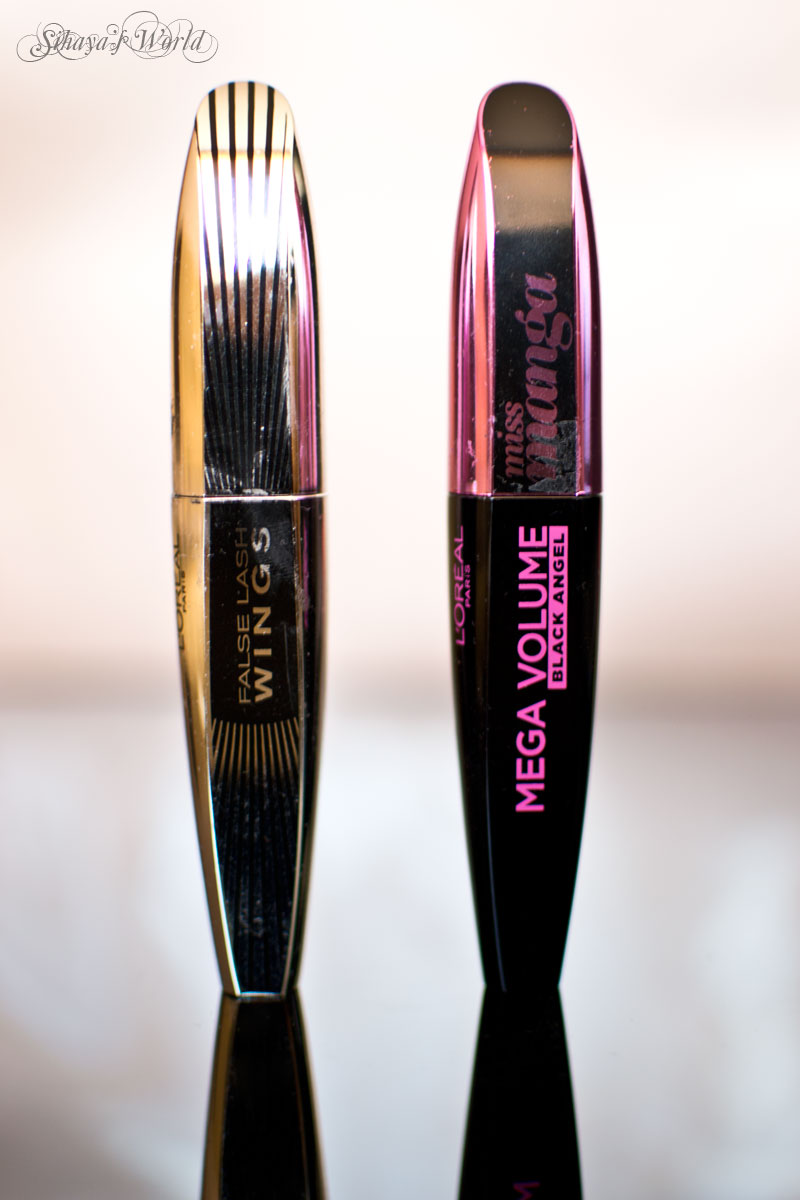 l'oreal false lash wings si l'oreal miss manga