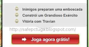 Travian - jogo online estrategia