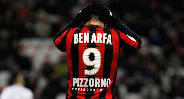 Ben Arfa (Nice) a refusé une offre de Besiktas.