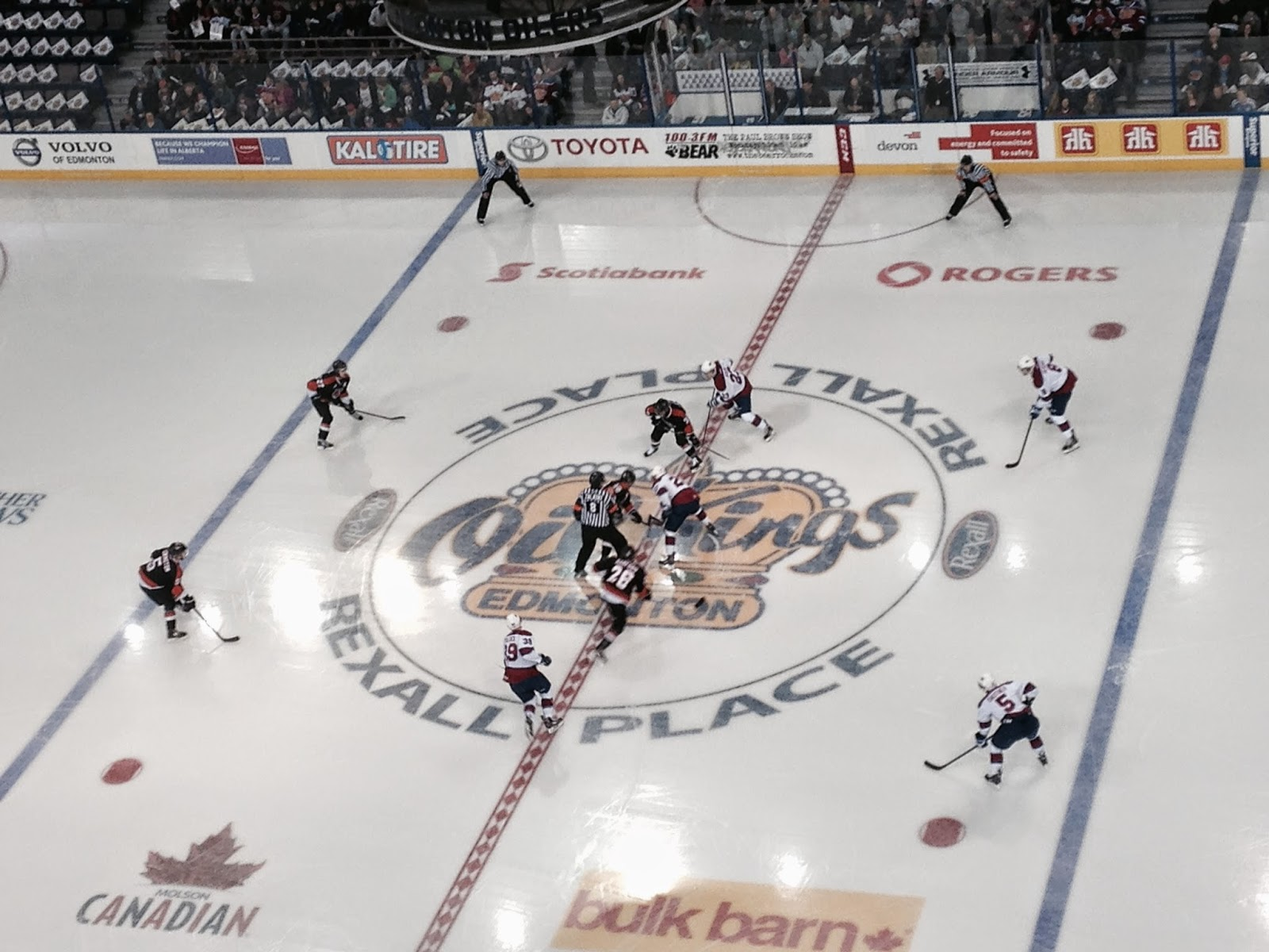 WHL: Tigers' Push Back Not Enough - Oil Kings Lead 2-0