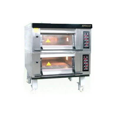 Sinmag Bakery Oven MB-822