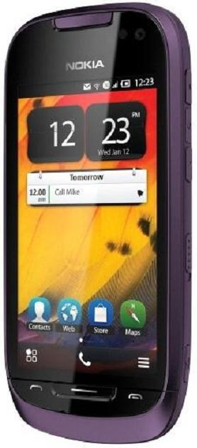 Nokia 701 price in India, Latest Symbian Belle OS SmartPhone feature