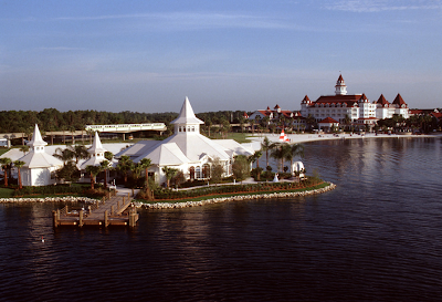 The Wedding Pavilion After It First Opened Has Old Arch That Was Replaced By Hedge Archway