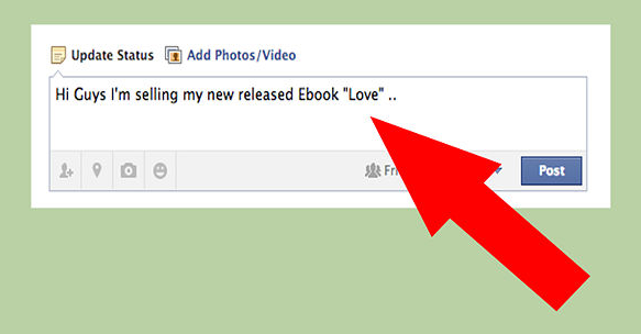 How to Make Money with E Book and Facebook