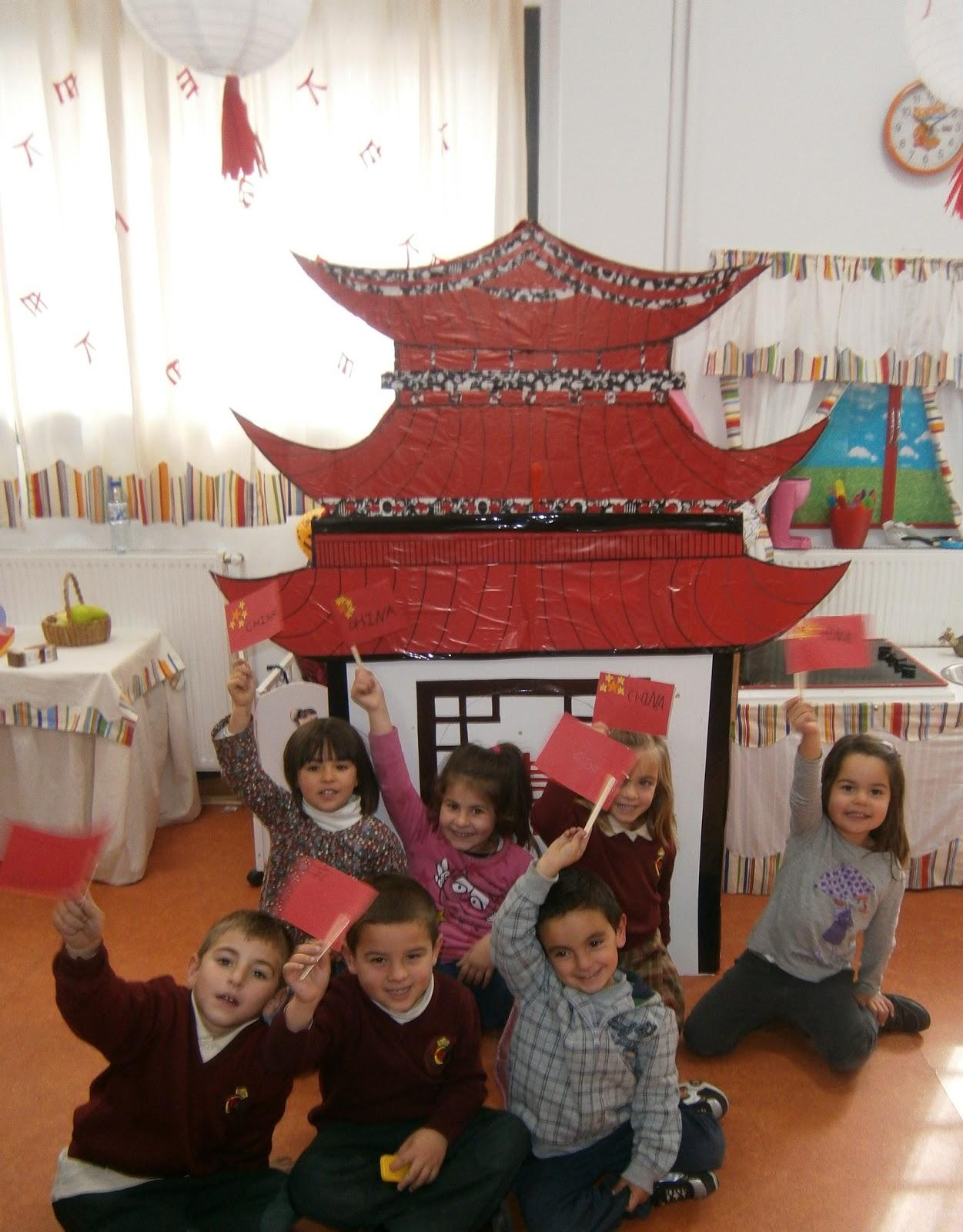 Infantil de gracia moli vuelve de china for Decoracion china para casas