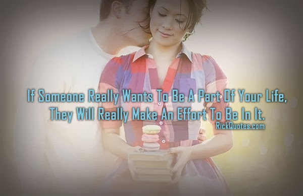 Love Quotes | Be A Part Of Your Life couple-romantic-affection-cute-blonde-adorable