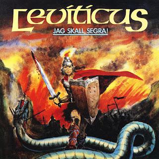 Leviticus - Jag Skall Segra ( I shall Win )